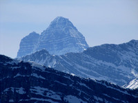 I never get tired of seeing Mount Assiniboine. I hope to get back to that area again soon.